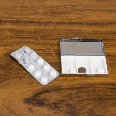 Porta Comprimido Metal 13785
